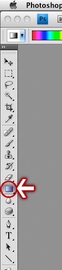 Photoshopでスクリーントーン風グラデーション(2)