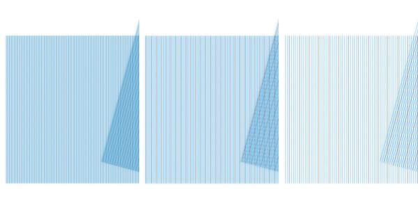 グラシン目盛り紙 / 150×150mm