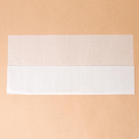 グラシン紙で薬の分包紙風ラッピング-01