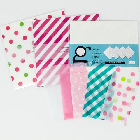 グラシン紙で透けるポチ袋作り-04