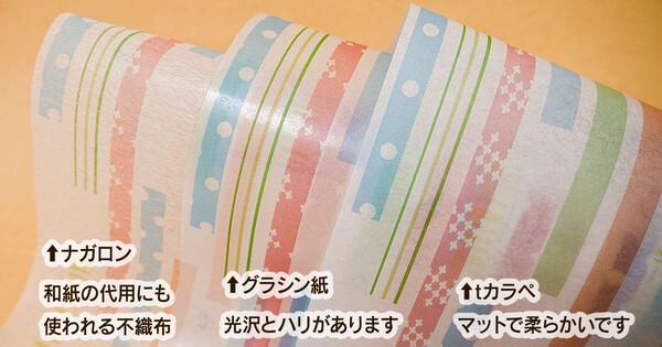 薄紙バラエティセット / 190×265mm
