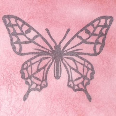 グラシン紙で色づけるカラー切り絵-02