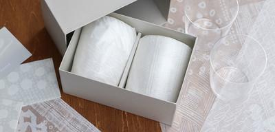 木村硝子店 / 包装紙 / 木村硝子店様