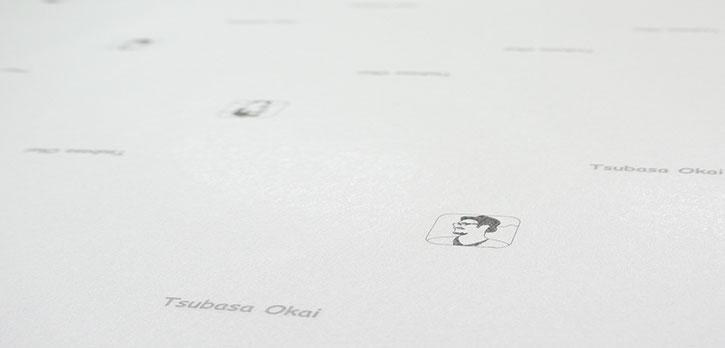 岡井翼 / 包装紙 / 株式会社CANA様