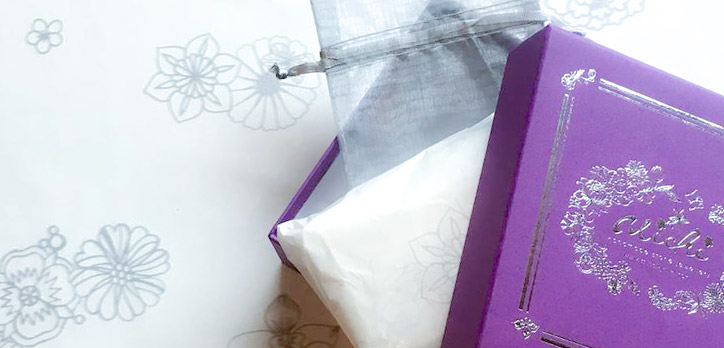 Michi Jewellery / 包装紙 / 杉田美智子様