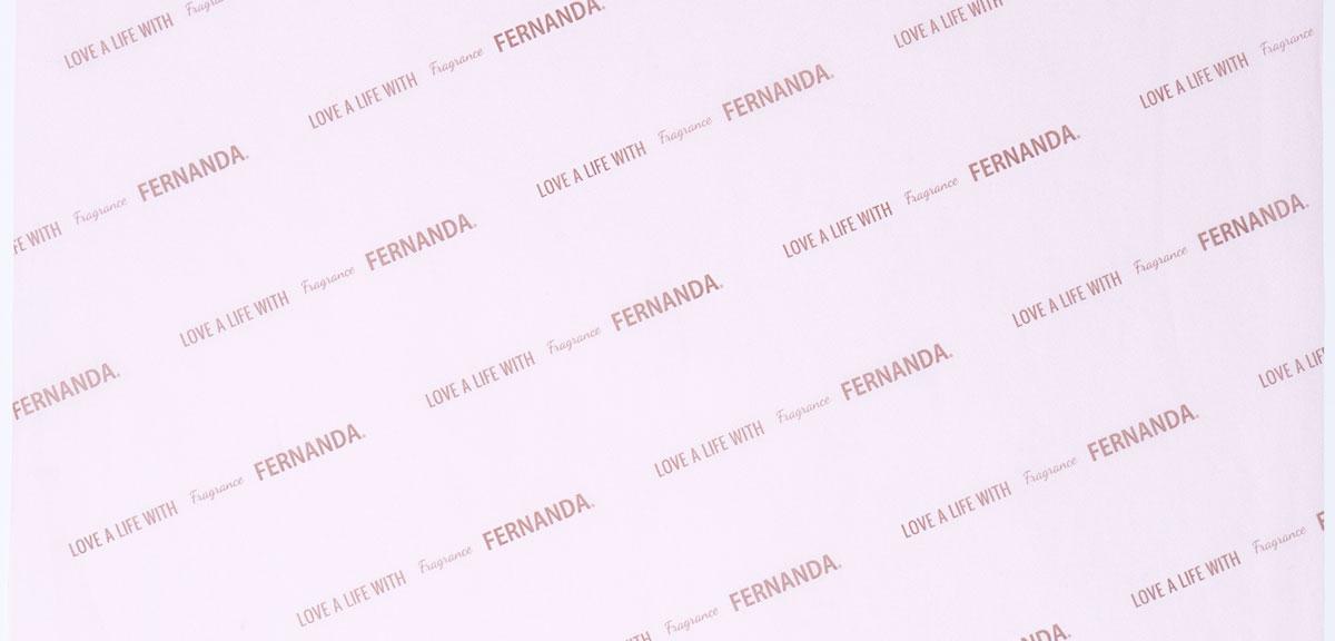 フェルナンダ / 包装紙 / 株式会社FERNANDA JAPAN様