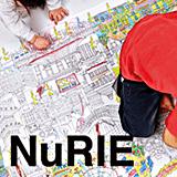 マルアイ、特大サイズのアートぬり絵「NuRIE(ヌーリエ)」発売 ~大人も、子どももワイワイ、ガヤガヤみんなで楽しい~(オフィスマガジンonline)